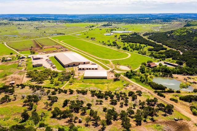 351 W Hells Gate Drive, Strawn, TX 76475 (MLS #14345451) :: Justin Bassett Realty