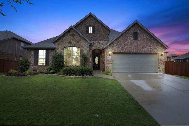8137 Timber Fall Trail, Fort Worth, TX 76131 (MLS #14345460) :: The Heyl Group at Keller Williams