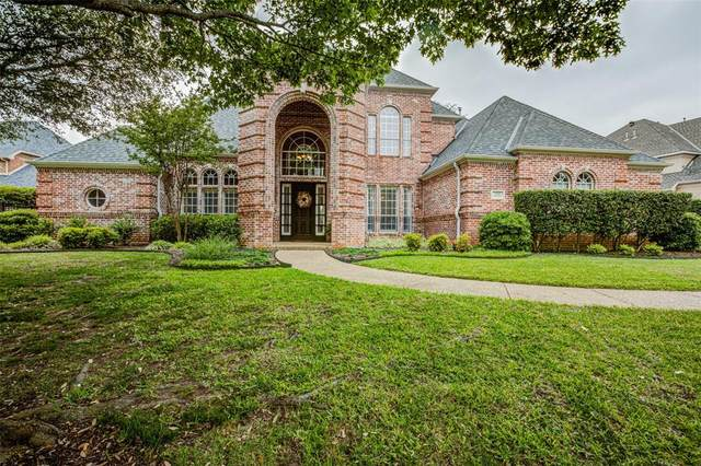 1220 Strathmore Drive, Southlake, TX 76092 (MLS #14345537) :: The Kimberly Davis Group
