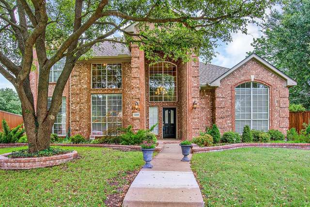 1400 Placer Drive, Allen, TX 75013 (MLS #14345559) :: The Good Home Team