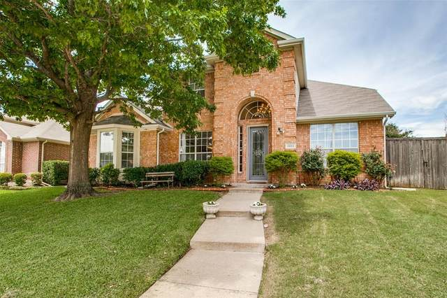 8114 Fisher Drive, Frisco, TX 75033 (MLS #14345565) :: The Tierny Jordan Network