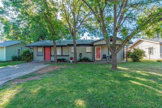 3017 Wenwood Road, Abilene, TX 79606 (MLS #14345593) :: Team Hodnett