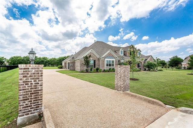 5401 Westfield Drive, Parker, TX 75002 (MLS #14345595) :: Real Estate By Design