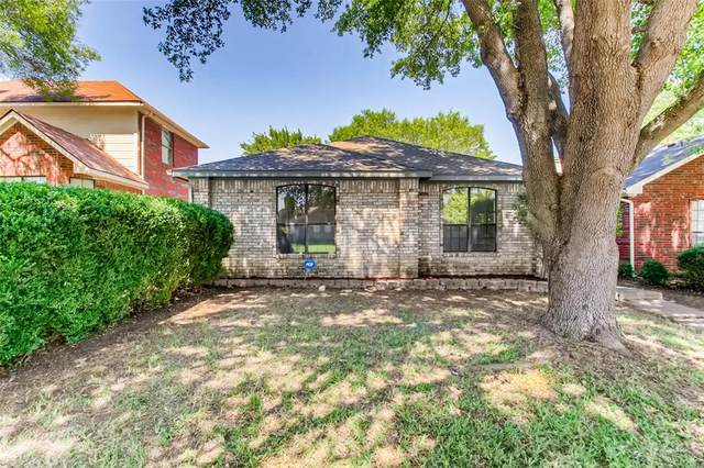 1164 Hemlock Drive, Desoto, TX 75115 (MLS #14345637) :: The Mauelshagen Group