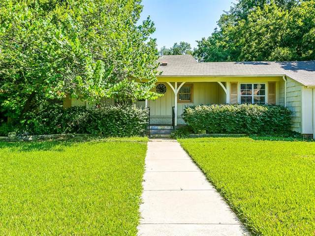3549 Suffolk Drive, Fort Worth, TX 76109 (MLS #14345679) :: Real Estate By Design