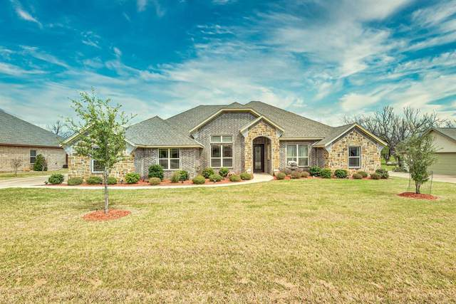 9217 Ravenswood Road, Granbury, TX 76049 (MLS #14345682) :: Team Hodnett