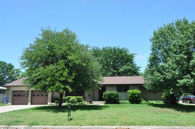 2308 Avondale Drive, Greenville, TX 75402 (MLS #14345685) :: The Chad Smith Team