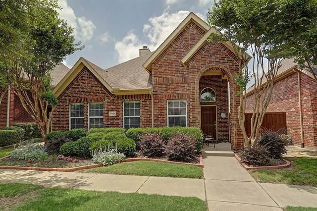 7961 Crampton Lane, Frisco, TX 75035 (MLS #14345686) :: HergGroup Dallas-Fort Worth