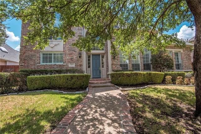 1413 Pine Hurst Drive, Coppell, TX 75019 (MLS #14345726) :: Ann Carr Real Estate