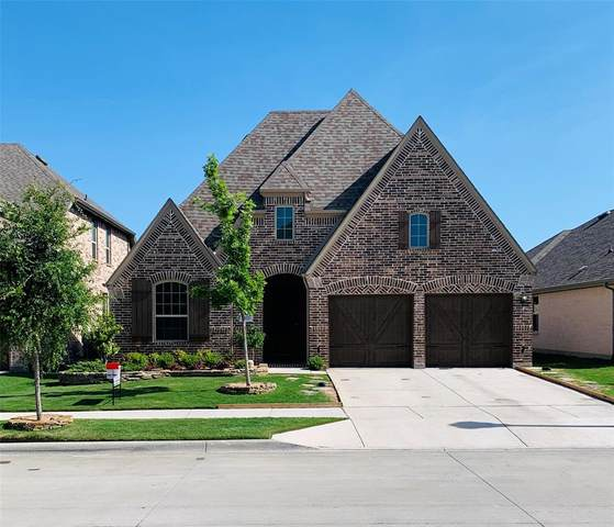 14925 Belclaire Avenue, Aledo, TX 76008 (MLS #14345736) :: The Good Home Team