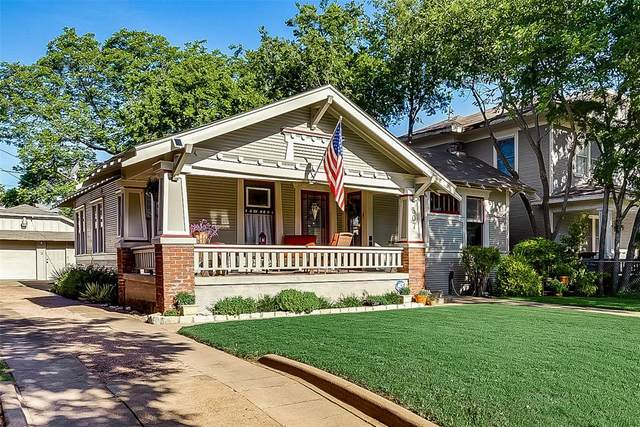 307 S Rosemont Avenue, Dallas, TX 75208 (MLS #14345748) :: All Cities USA Realty