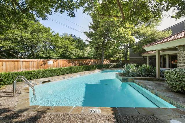 5200 Martel Avenue 6P, Dallas, TX 75206 (MLS #14345779) :: Results Property Group