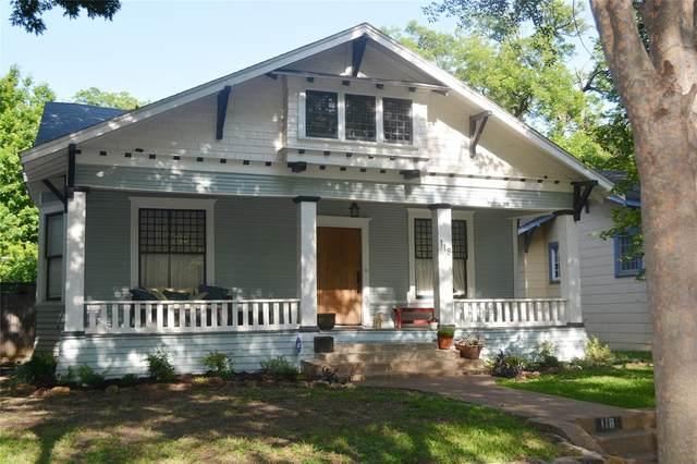 118 N Winnetka Avenue, Dallas, TX 75208 (MLS #14345799) :: All Cities USA Realty