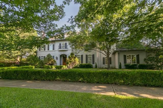 4242 Westway Avenue, Highland Park, TX 75205 (MLS #14345809) :: RE/MAX Pinnacle Group REALTORS