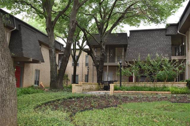 4320 Bellaire Drive S 235W, Fort Worth, TX 76109 (MLS #14345810) :: North Texas Team | RE/MAX Lifestyle Property
