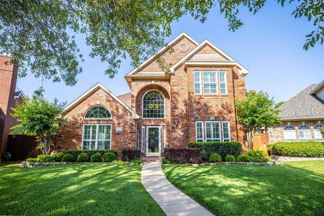 783 Lakeview Drive, Coppell, TX 75019 (MLS #14345815) :: Team Tiller