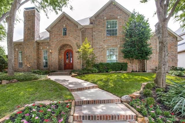 18720 Mapletree Lane, Dallas, TX 75252 (MLS #14345825) :: The Chad Smith Team
