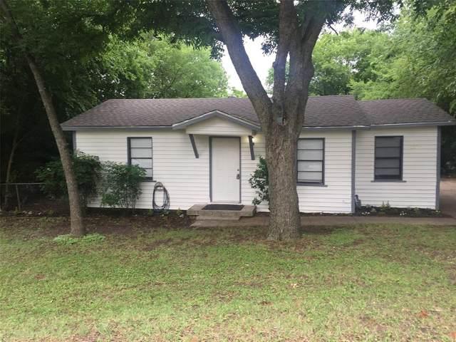 624 N Stewart Street, Azle, TX 76020 (MLS #14345831) :: Real Estate By Design