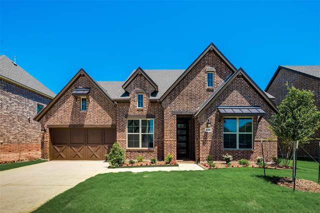 8288 Cotton Patch Lane, Frisco, TX 75034 (MLS #14345854) :: Real Estate By Design