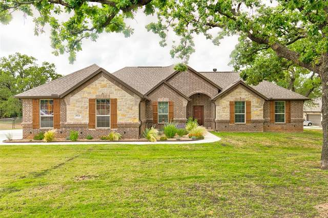 9121 Old Springtown Road, Springtown, TX 76082 (MLS #14345881) :: The Heyl Group at Keller Williams