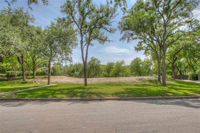 417 Crestwood Drive, Fort Worth, TX 76107 (MLS #14345887) :: Real Estate By Design