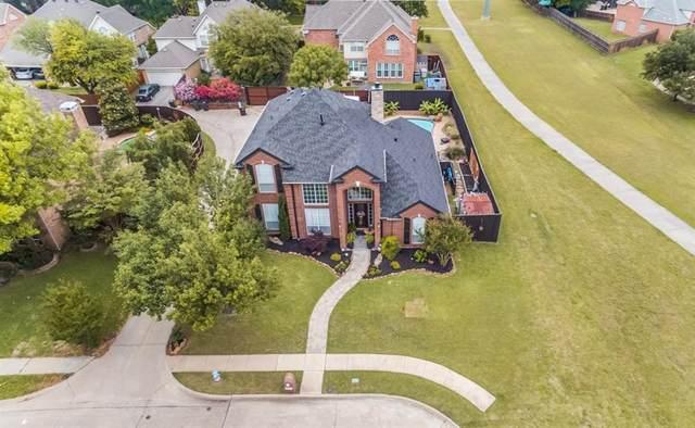 4301 Brady Drive, Plano, TX 75024 (MLS #14345890) :: The Heyl Group at Keller Williams