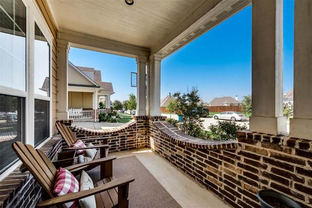 850 Mistletoe Drive, Lantana, TX 76226 (MLS #14345894) :: Century 21 Judge Fite Company