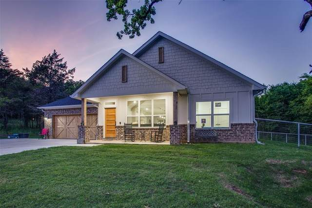 3085 County Road 178, Gainesville, TX 76240 (MLS #14345903) :: Team Tiller