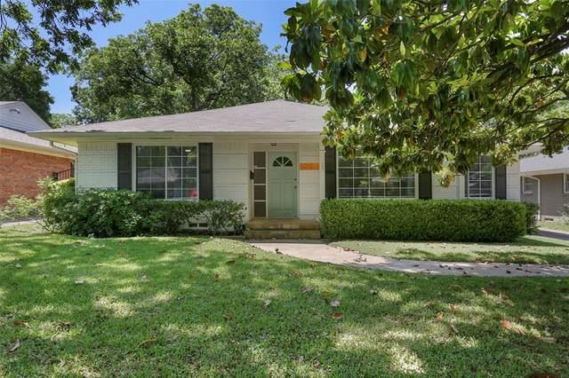 6212 Monticello Avenue, Dallas, TX 75214 (MLS #14345920) :: Robbins Real Estate Group
