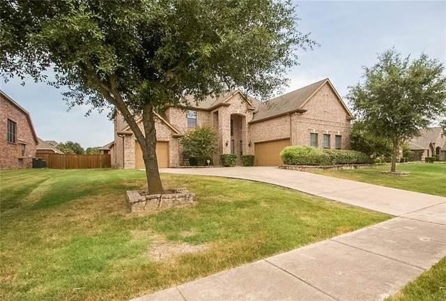916 Vickery Drive, Desoto, TX 75115 (MLS #14345929) :: The Mauelshagen Group