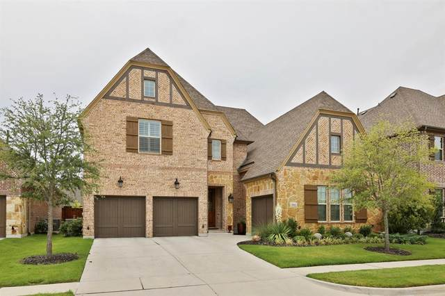 7812 Ivey, The Colony, TX 75056 (MLS #14345931) :: The Kimberly Davis Group