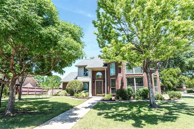 302 Still Forest Drive, Coppell, TX 75019 (MLS #14345940) :: Hargrove Realty Group