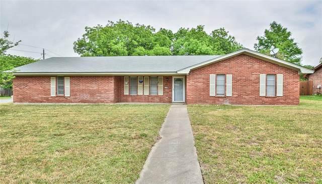 2585 Jasmine Street, Stephenville, TX 76401 (MLS #14345942) :: Robbins Real Estate Group