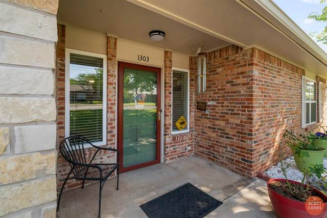 1303 Sherry Lane, Early, TX 76802 (MLS #14345957) :: Real Estate By Design
