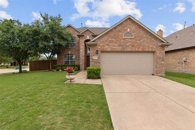 9424 Jerico Drive, Mckinney, TX 75070 (MLS #14345982) :: Ann Carr Real Estate