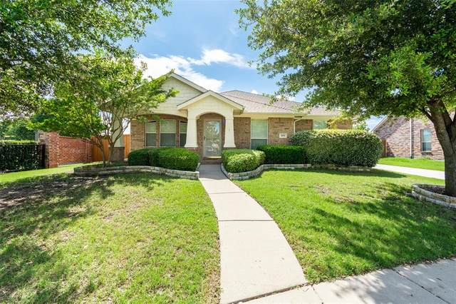 101 Cold Springs Court, Allen, TX 75002 (MLS #14346005) :: Robbins Real Estate Group
