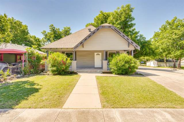 2800 Avenue I, Fort Worth, TX 76105 (MLS #14346006) :: North Texas Team | RE/MAX Lifestyle Property