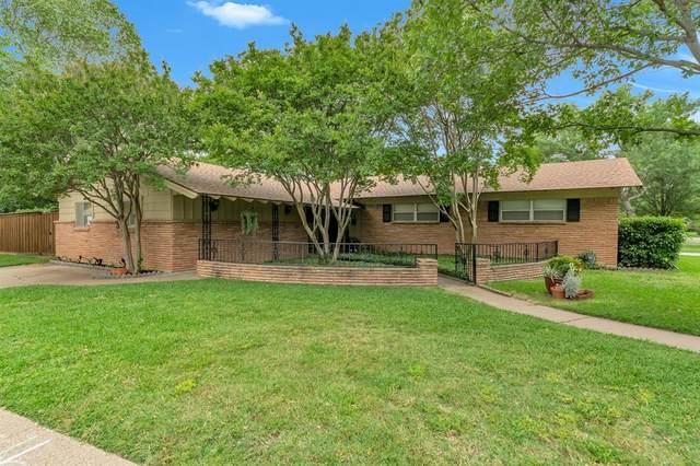2701 N Britain Road, Irving, TX 75062 (MLS #14346020) :: Ann Carr Real Estate