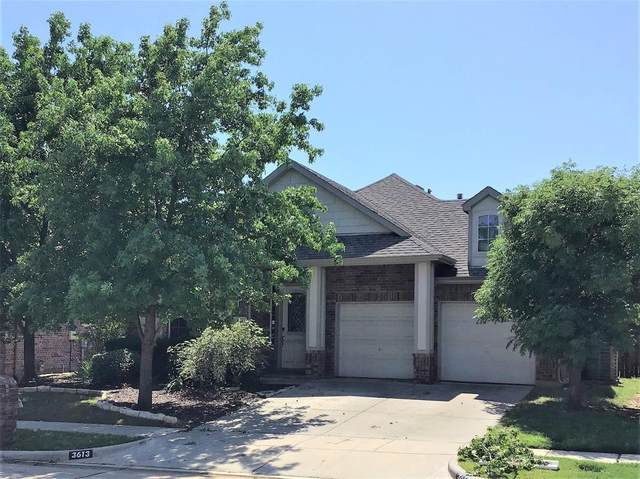 3613 Andrea Drive, Flower Mound, TX 75022 (MLS #14346034) :: Real Estate By Design