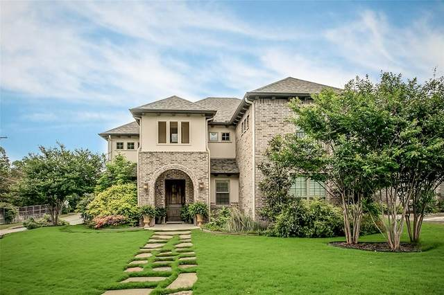 2501 Guilford Road, Fort Worth, TX 76107 (MLS #14346043) :: The Heyl Group at Keller Williams