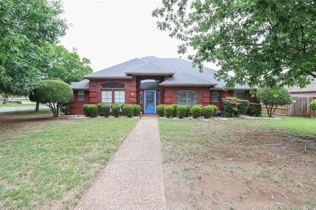 701 Quail Walk, Cleburne, TX 76033 (MLS #14346044) :: The Hornburg Real Estate Group