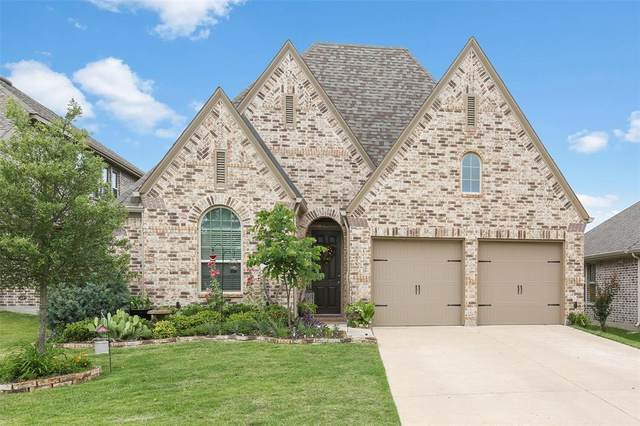 2203 Yorktown Drive, Melissa, TX 75454 (MLS #14346047) :: All Cities USA Realty