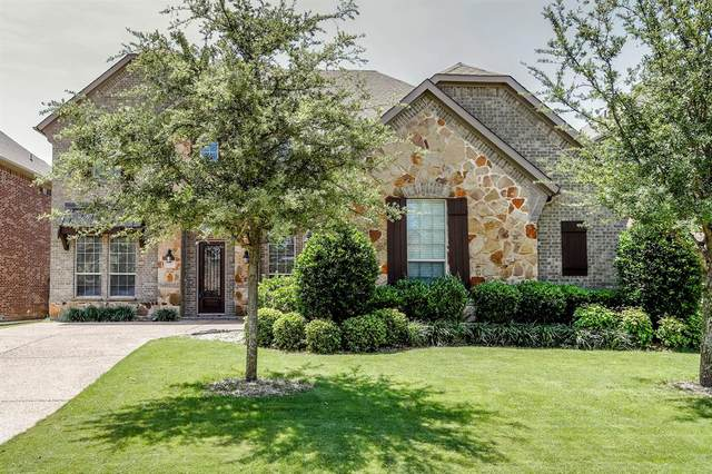 2528 Morgan Lane, Trophy Club, TX 76262 (MLS #14346049) :: The Kimberly Davis Group