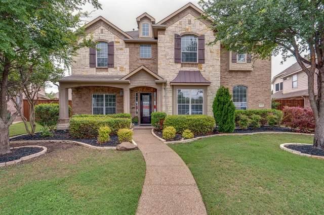 1838 Crowbridge Drive, Frisco, TX 75033 (MLS #14346054) :: EXIT Realty Elite