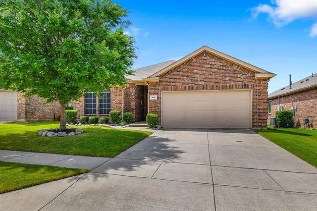 409 Partridge Drive, Aubrey, TX 76227 (MLS #14346062) :: Baldree Home Team