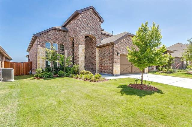 14817 Star Creek Drive, Aledo, TX 76008 (MLS #14346067) :: The Good Home Team