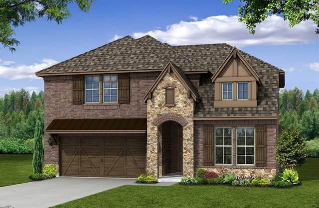 4000 Catfish Creek Street, Celina, TX 75078 (MLS #14346071) :: Real Estate By Design