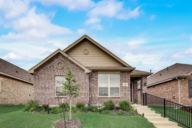 1425 Acmite Avenue, Cross Roads, TX 76227 (MLS #14346105) :: Baldree Home Team