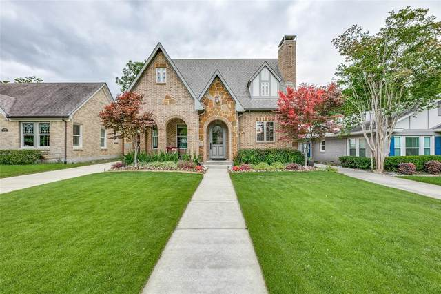 5246 Ridgedale Avenue, Dallas, TX 75206 (MLS #14346138) :: The Chad Smith Team