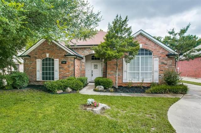 304 Bardwell Drive, Allen, TX 75002 (MLS #14346143) :: Robbins Real Estate Group